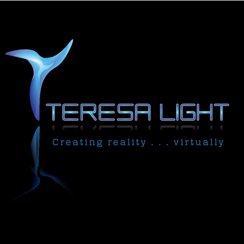 Logo for and IT company