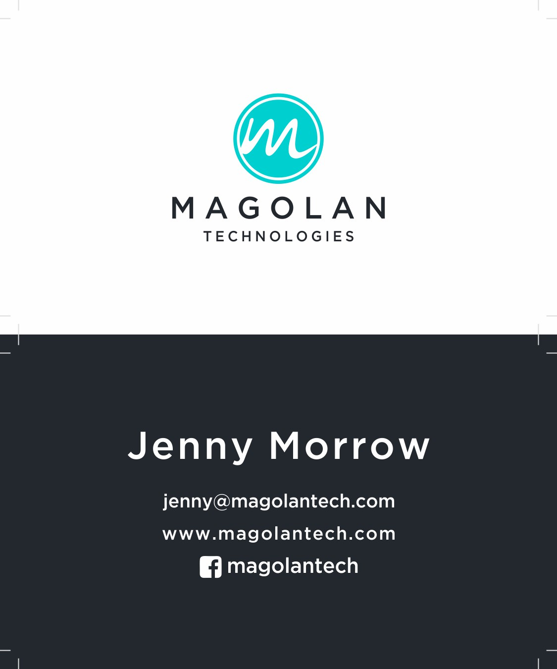 Logo and Business Card Design need for Tech Startup