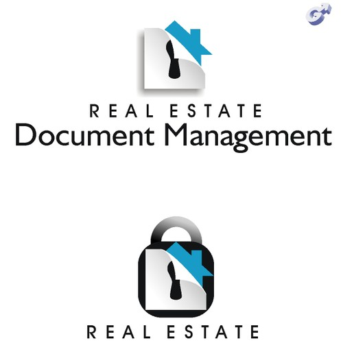 Real Estate Document Management Logo/Brand