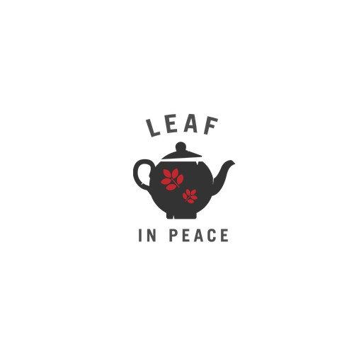 logo for Leaf in Peace