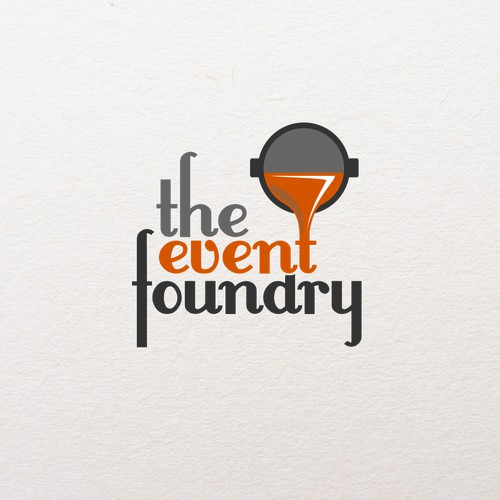 Make my event planning  logo fun and creative while still being sturdy and professional.