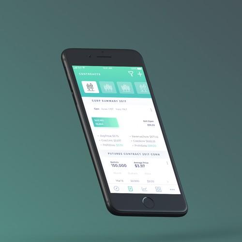 beautiful app design!