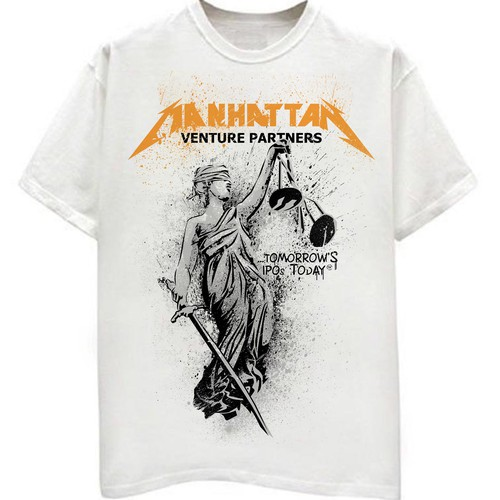 manhattan tshirt
