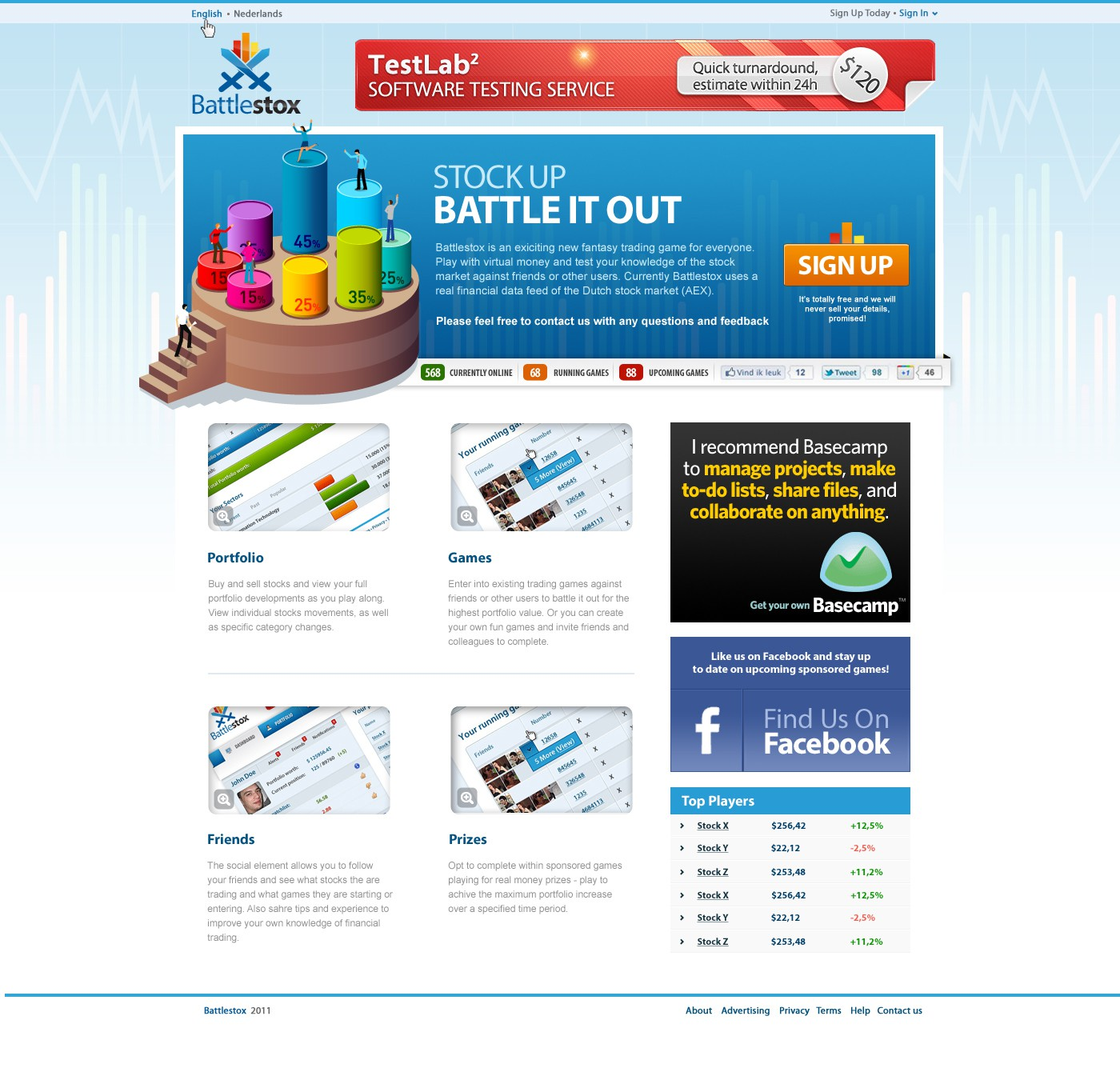 Battlestox is almost ready to launch