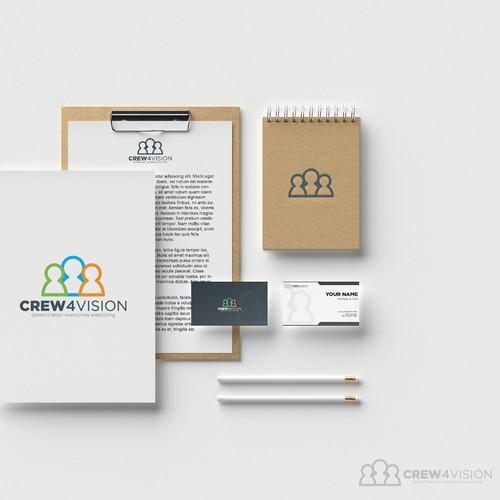 Branding for Crew 4 Vision