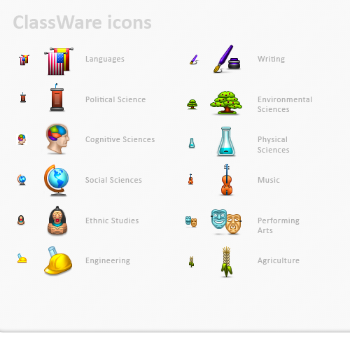 Professional Icons :: Class Ware Australia