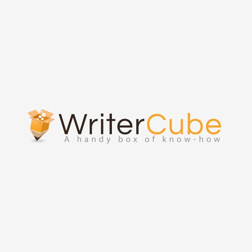 Help WriterCube with a new logo