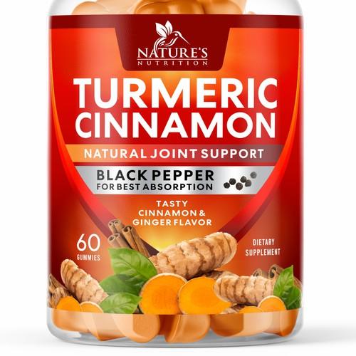 Turmeric Cinnamon
