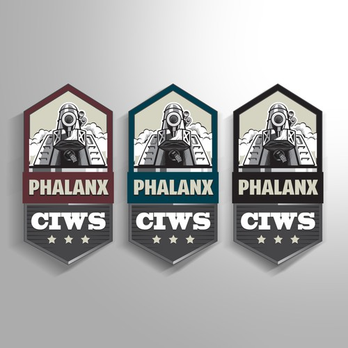 logo concept for PhalanxCIWS