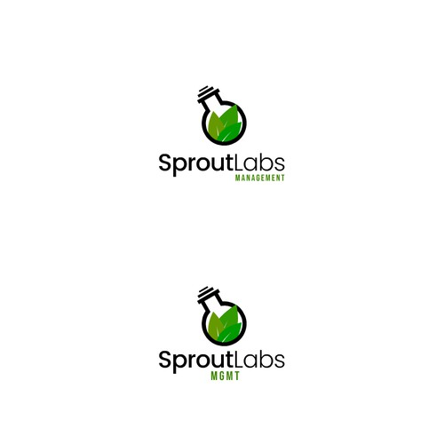 Sprout Labs Management Logo