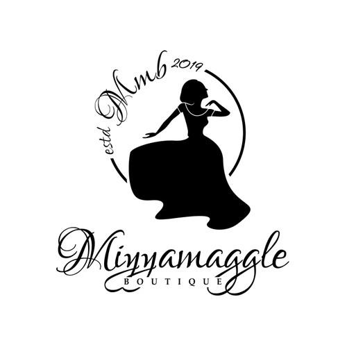 Logo for miyyamaggle