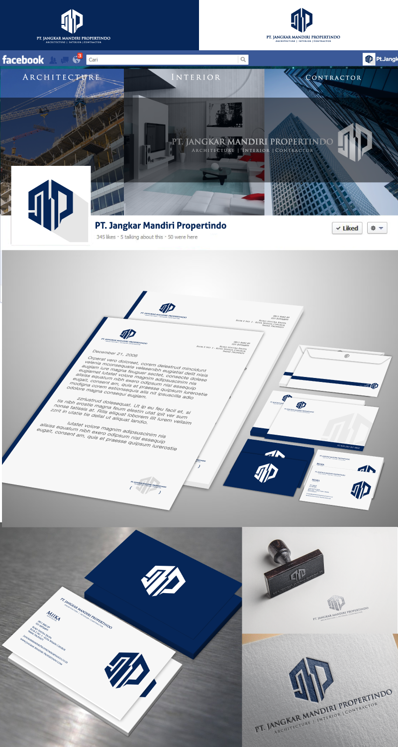 Architecture, Interior and Construction Identity package design. quick design needed.