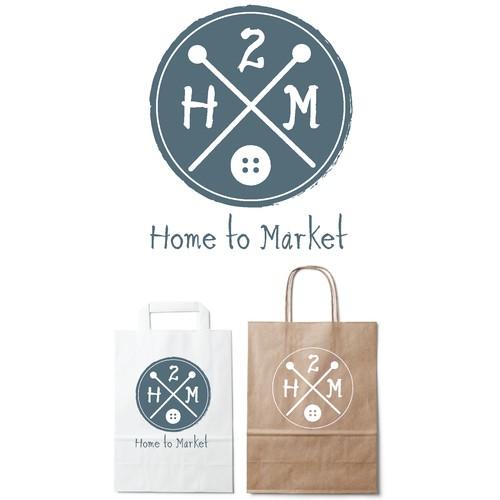 Home to Market Logo