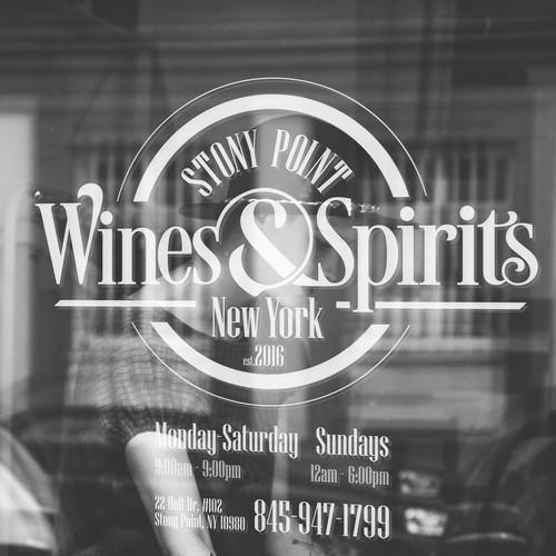 Wines & Spirits shop