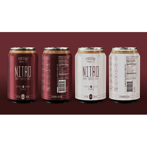 Nitro Infused Coldbrew Coffee