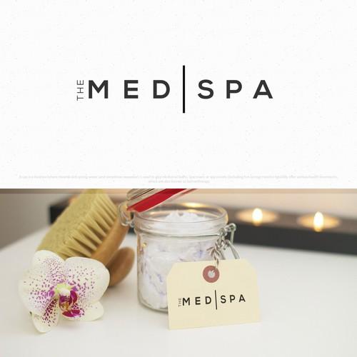 The MED SPA Logo