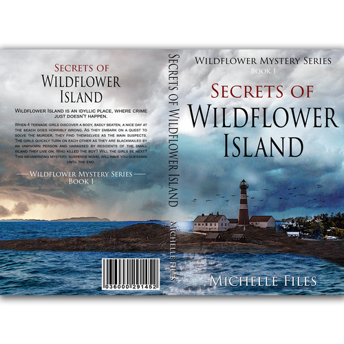 BSecrets of Wildflower Islandook cover