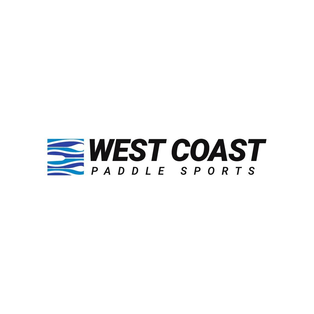 West Coast Paddle Sports Iconic Logo Design