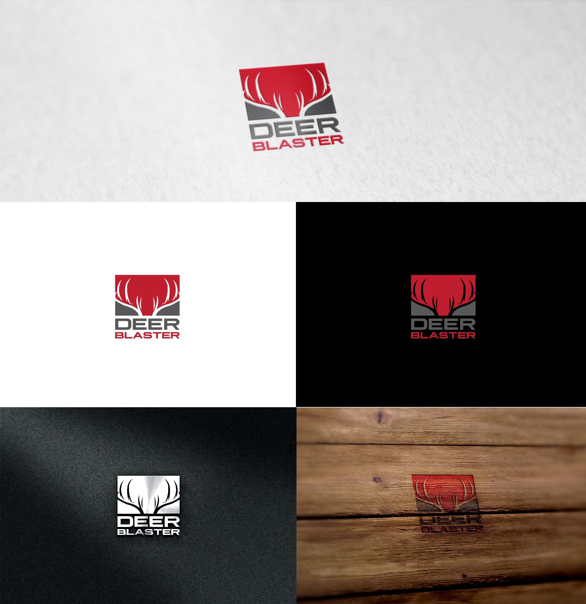 Need your help designing a distinct, simple deer/antler logo!