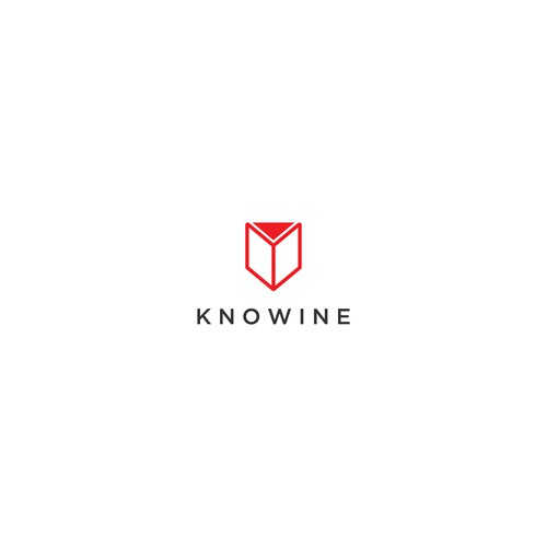 KNOWINE need sophisticated modern logo