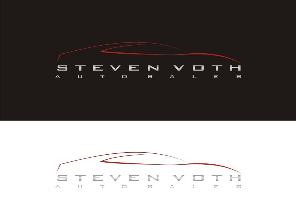 Create the next logo for Steven Voth Auto Sales