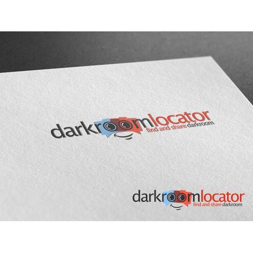 Crea il prossimo logo per darkroom locator