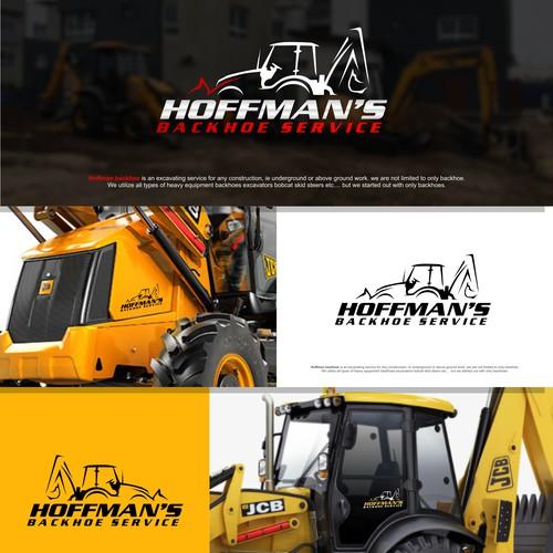 Hoffman's Backhoe Service