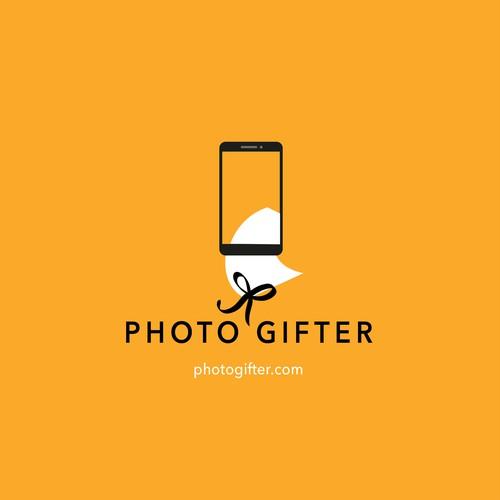Photo Gifter - Logo Design