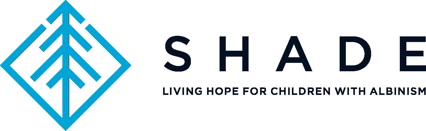 Hipster logo for international non-profit Shade