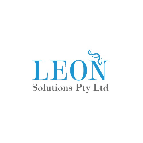 Logo concept for Leon Solution