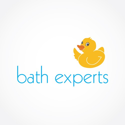 Logo for bathroom sales business
