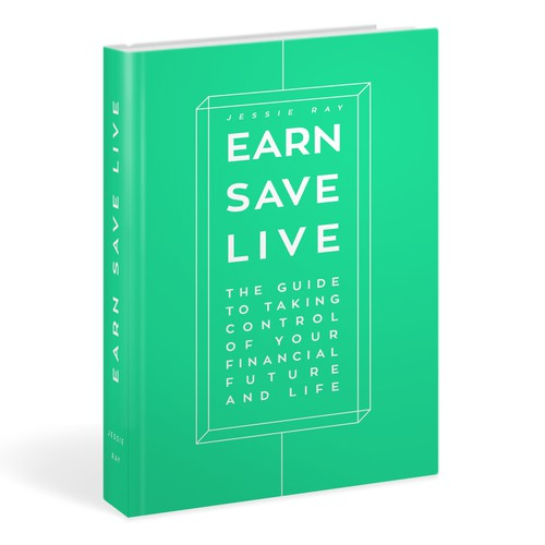 'Earn Save LIve'  book cover