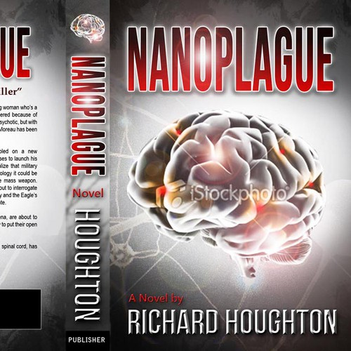 Book Cover : Nanoplague