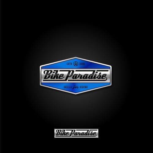 Créez un logo pour un magasin de vélos positionnement Premium