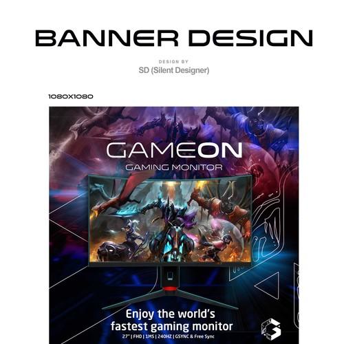 Gaming Monitor Version 2
