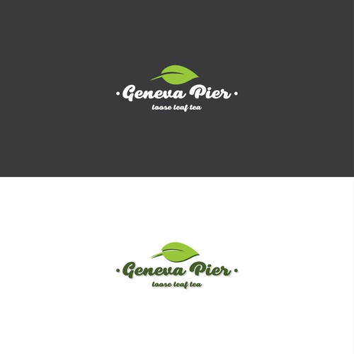 Logo design for the up-and-coming Tea Company