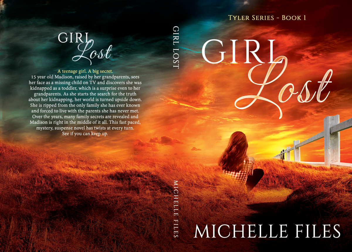 Girl Lost Cover Redesign