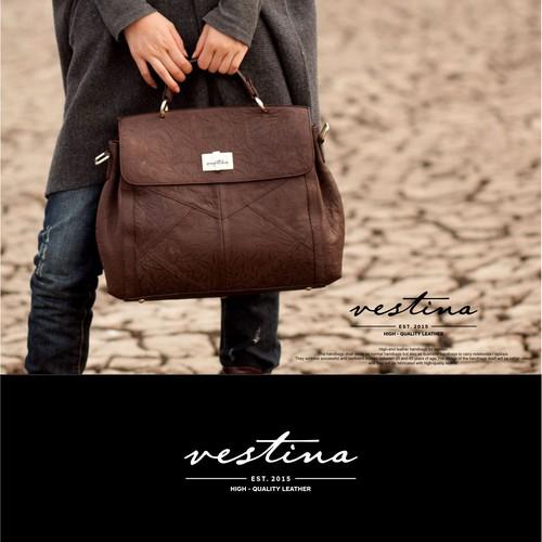 Handbag Logo - Vestina