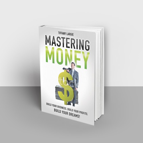 Book Cover Design Financial