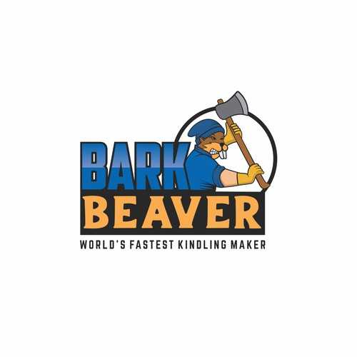 Manly logo for BarkBeaver