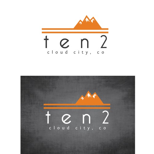 logo design mountain sports brand