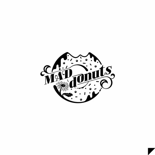 MAD Donuts needs mad help with a logo!
