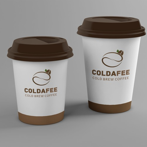 coffee logo mockup