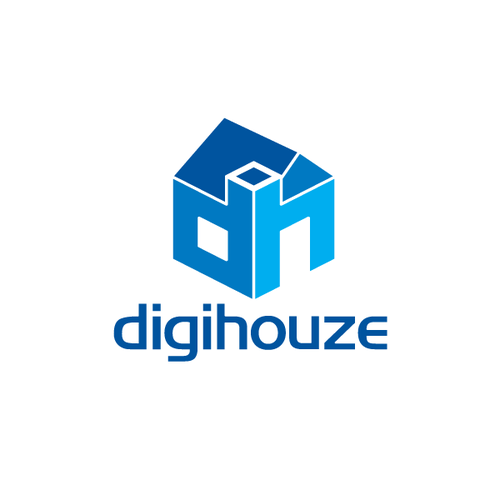 Logo design for Digihouze