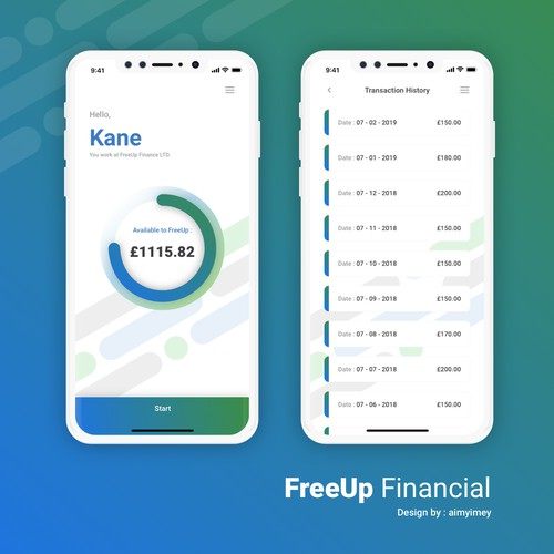 FreeUp Financial