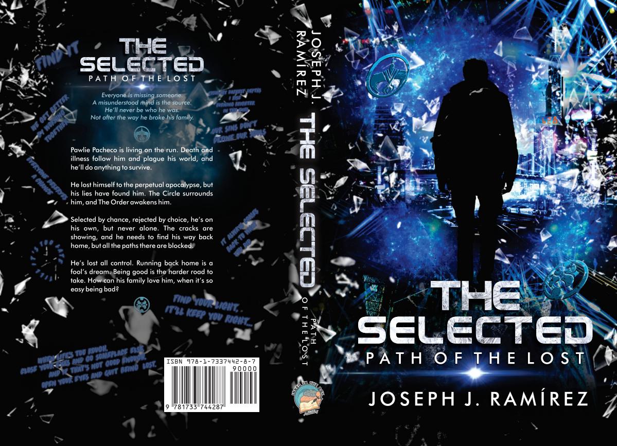 Book Cover Correction
