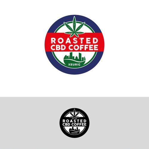 Roasted CBD Coffee
