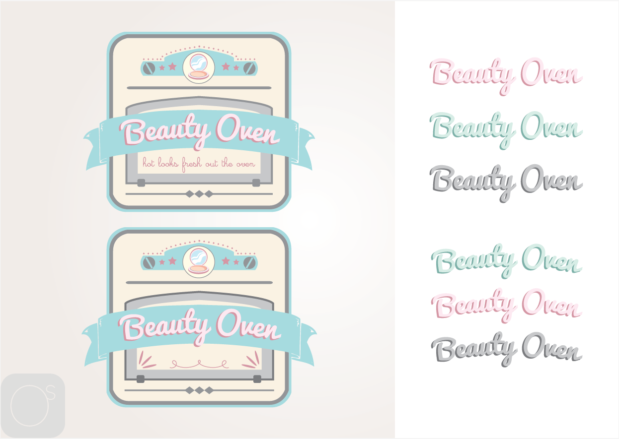 Create the next logo for Beauty Oven