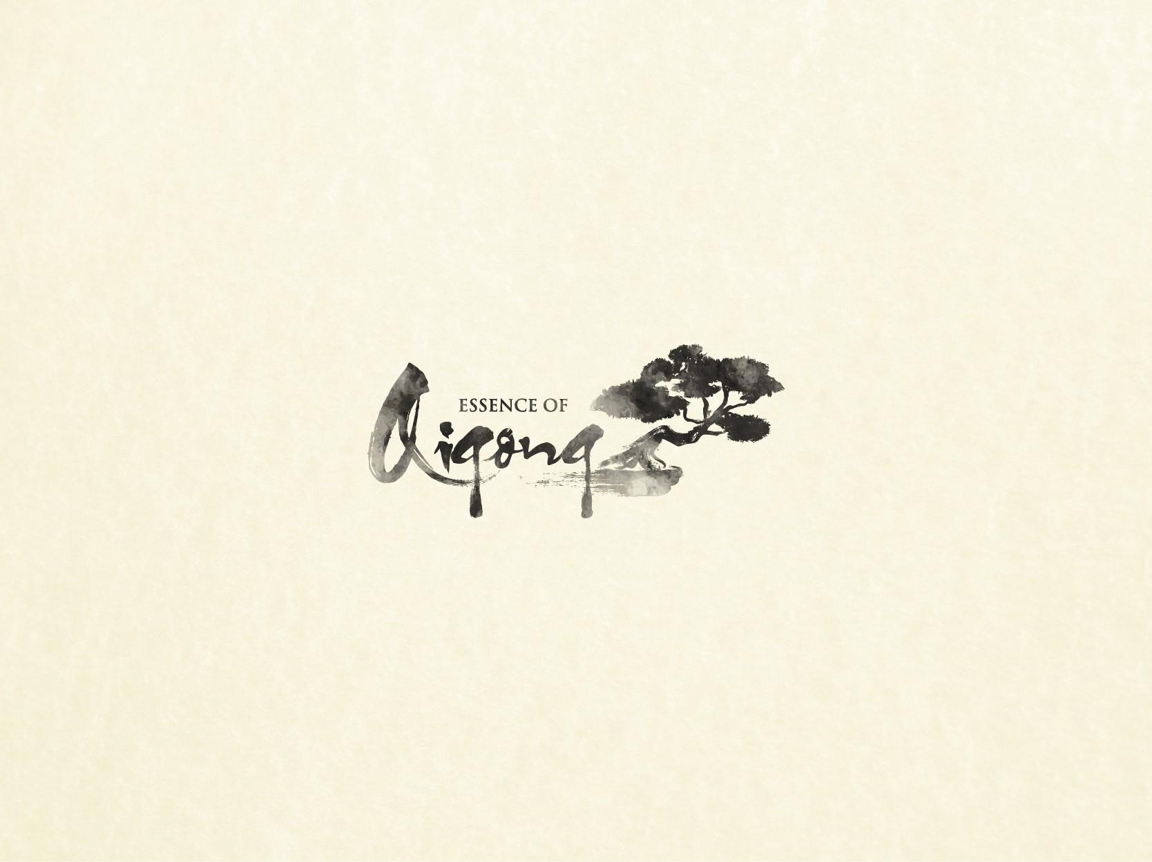 Create a Elegant logo for Essence of Qigong