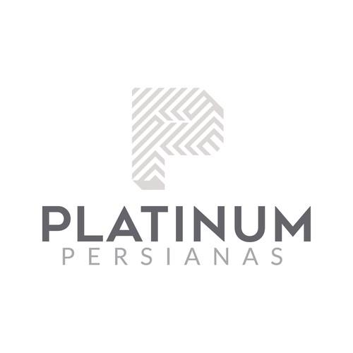 Logotipo para persianas
